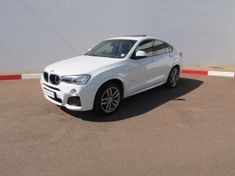 2016 BMW X4 xDRIVE20d M Sport Gauteng Pretoria