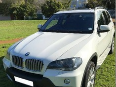 2009 BMW X5 Xdrive48i Exclusive At e70  Western Cape Rondebosch