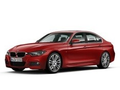 2016 BMW 3 Series 320i AT M-Sport  Call Tariq 076 010 9900 Western Cape Claremont