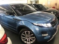 2013 Land Rover Evoque 2.2 Sd4 Dynamic Gauteng Johannesburg
