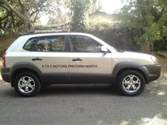 2009 Hyundai Tucson 2.0 Gls Gauteng Pretoria North