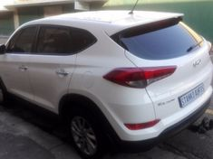 2016 Hyundai Tucson 2.7 V6 Gls At  Gauteng Johannesburg
