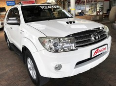 2009 Toyota Fortuner 3.0 D4D RB 4x2 Auto Western Cape Goodwood