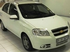 2015 Chevrolet Aveo 1.6 Ls At  Western Cape Milnerton
