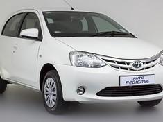2015 Toyota Etios 1.5 Xs 5dr  Limpopo Polokwane
