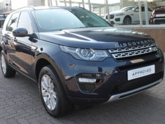 2017 Land Rover Discovery Sport 2.0i4 D HSE LUX Kwazulu Natal Durban