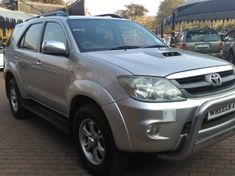 2006 Toyota Fortuner 3.0d-4d 4X4 Gauteng Pretoria