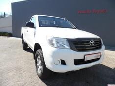 2014 Toyota Hilux 2.5 D-4d Srx Rb Pu Sc  Mpumalanga Ermelo