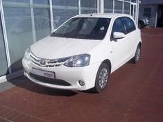 2016 Toyota Etios 1.5 Xs 5dr  Western Cape Tokai