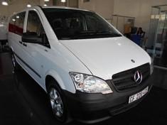 2013 Mercedes-Benz Vito 113 Cdi Crewbus  Western Cape Cape Town