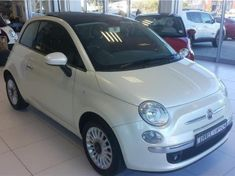 2017 Fiat 500 1.4 Lounge  Western Cape Cape Town