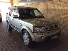 2011 Land Rover Discovery 4 3.0 Tdv6 Hse  Gauteng Roodepoort