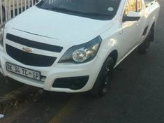 2012 Chevrolet Corsa Utility 1.4 Sc Pu  Gauteng Orange Grove