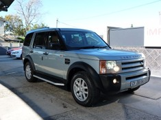 2007 Land Rover Discovery 3 V8 Se At  Western Cape George