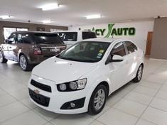 2015 Chevrolet Sonic 1.6 Ls At  Gauteng Vereeniging
