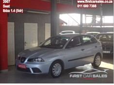 2007 SEAT Ibiza 1.4 5dr Gauteng Johannesburg