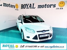 2013 Ford Focus 1.6 Ti Vct Ambiente Powershift  Gauteng Krugersdorp