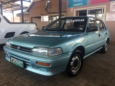 1999 Toyota Conquest 130 Tazz 5spd North West Province Klerksdorp