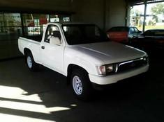 2001 Toyota Hilux 2400d Swb Pu Sc  Gauteng Springs