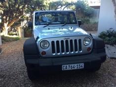 2008 Jeep Wrangler 3.8 Sport M6 2dr  Western Cape Woodstock