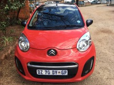 2014 Citroen C1 1.0i Seduction  Gauteng Centurion