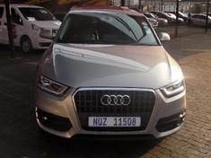 2013 Audi Q3 2.0 Tdi Quatt Stronic 130kw  Gauteng Sandton