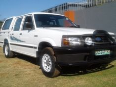 1998 Ford Courier 3400 Leisure Pu Dc Gauteng Pretoria