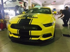 2017 Ford Mustang Ford Mustang 5.0 GT AT 50th Anniversary Shelby Sup Gauteng Pretoria