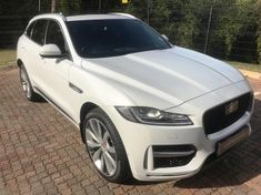 2017 Jaguar F-Pace 2.0 i4D AWD R-Sport Mpumalanga Nelspruit