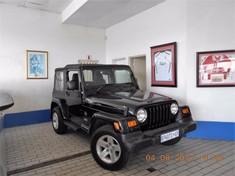 2003 Jeep Wrangler Sahara 4.0 At  Gauteng Sandton