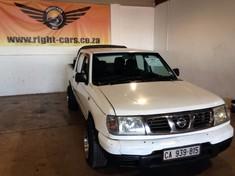 2002 Nissan Hardbody 2.5 D Lwb Custom Pu Sc  Western Cape Paarden Island