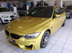 2017 BMW M3 M-DCT Competition Gauteng Midrand
