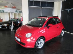2012 Fiat 500 1.2 Cabriolet Western Cape Cape Town