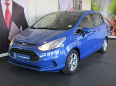 2016 Ford B-Max 1.0 Ecoboost Ambiente Gauteng Sandton