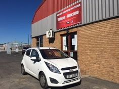 2013 Chevrolet Spark Pronto 1.2 FC Panel van Western Cape Brackenfell