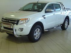 2014 Ford Ranger 3.2tdci Xlt Pu Dc  Western Cape Kuils River