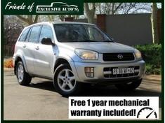 2002 Toyota Rav 4 Rav4 2.0 5door  Gauteng Pretoria