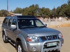 2008 Nissan Hardbody 2.4 4x2 Se Pu Dc  Free State Koffiefontein