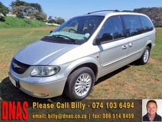 2004 Chrysler Grand Voyager 3.3 Limited At Kwazulu Natal Durban North