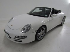 2007 Porsche 911 Carrera 4s Cabriolet 997  Gauteng Sandton