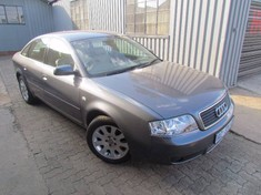 2002 Audi A6 2.4 Multitronic  Gauteng Denver
