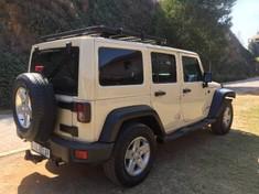 2011 Jeep Wrangler 3.8 Unltd Sahara At  Gauteng Boksburg