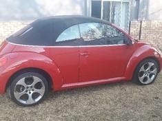 2007 Volkswagen Beetle 2.0 Cabriolet  Gauteng Pretoria
