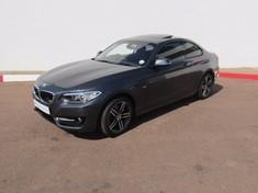 2017 BMW 2 Series 220D Sport Line Auto Gauteng Pretoria