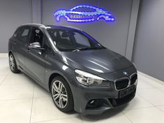 2015 BMW 2 Series 220d M Sport Active Tourer Auto Gauteng Vereeniging
