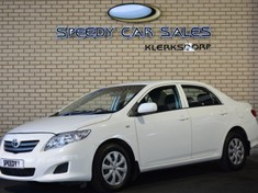 2008 Toyota Corolla 1.6 Professional  North West Province Klerksdorp