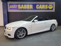 2009 BMW 3 Series 330i Convert At e93  Gauteng Benoni