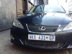 2006 Lexus IS cash only Gauteng Jeppestown