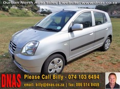 2006 Kia Picanto 1.1 Lx Ac At  Kwazulu Natal Durban North