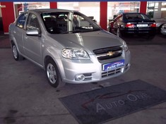 2011 Chevrolet Aveo 1.6 Ls At  Western Cape Cape Town
